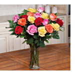Crescendo of Roses Bouquet