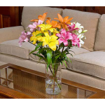 Lily Bouquets