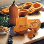 Butternut Squash Honey Nut