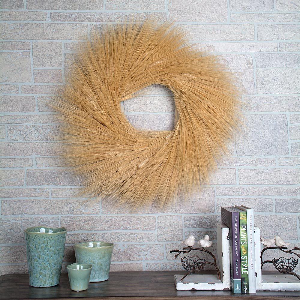Durum Wheat Wreath