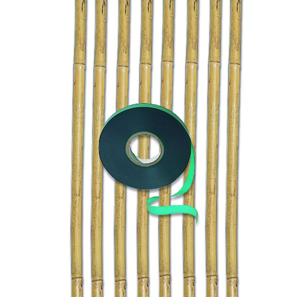 Garden Support Collection: Bamboo & Green tape