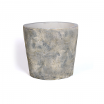 Marbleized Ceramic Pot, large