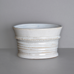 Crackle Glaze Pot, 6