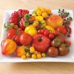 Set of 6 Heirloom Tomatoes - Free Standard Shipping