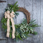 Seeded Eucalyptus & Juniper Berry Wreath