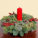 Canella Berry Centerpiece
