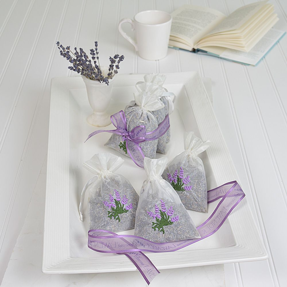 Lavender Sachets, set of 3