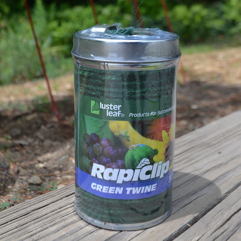 Green Twine in a Can