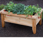 French Raised Bed, 33½