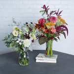 Muddy Feet Flower Farm's Seasonal, Fresh-Picked Flower Bouquets