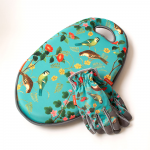 Flora and Fauna Kneeling Pad & Gloves