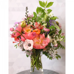 Season's Best Flower Bouquet Series from Muddy Feet Flower Farm