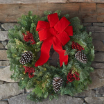 Boughs & Berries Wreath