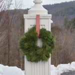 Fragrant White Pine Holiday Wreath