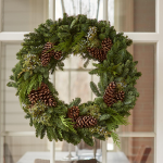 Rockport Holiday Wreath