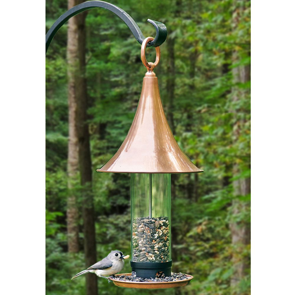 High-Style Bird Feeder