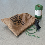 Wool Twine & Dispenser Bag