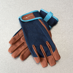 Men's Denim Garden Gloves - Standard Shipping Included