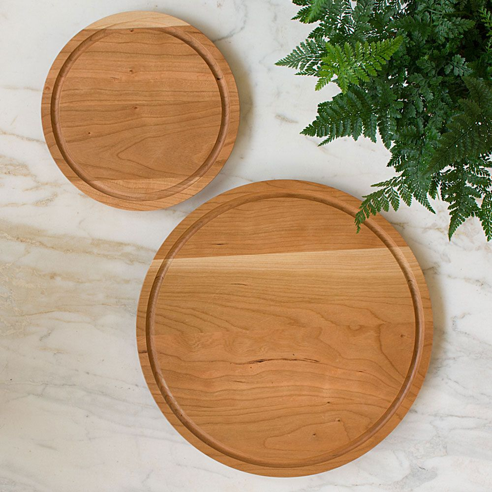 Cherry Wood Trays