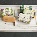 Italian Botanical Soap & Nail Brush Sets