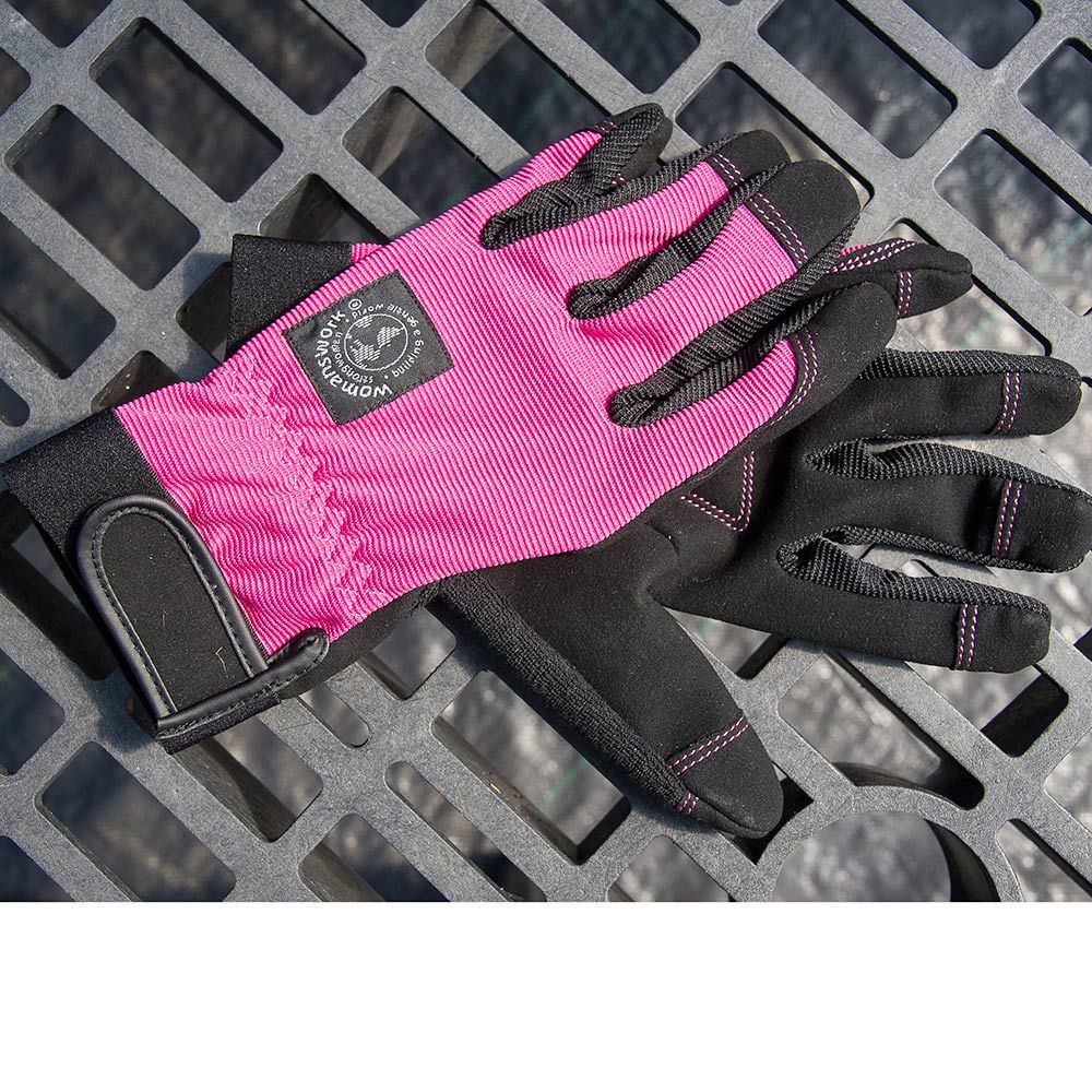 Women's Hard-Working Garden Gloves - Standard Shipping Included