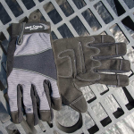Men's Rugged Work Gloves - Standard Shipping Included