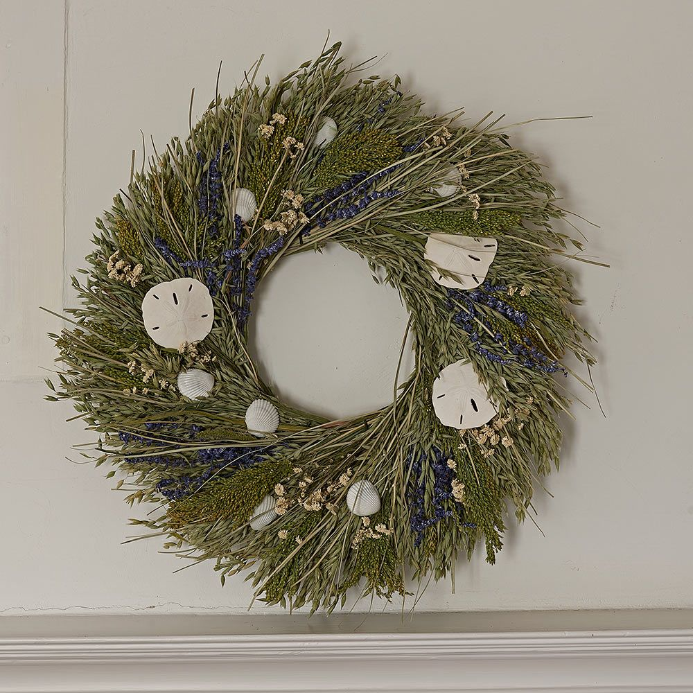 Carmel Cottage Wreath