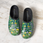 Rough & Ready Meadow Flowers Clogs
