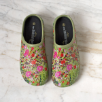 Rough & Ready Poppy Clogs - Standard Shipping Included