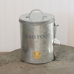 Galvanized Seed Canister