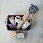Lavender Lover's Basket of Treasures