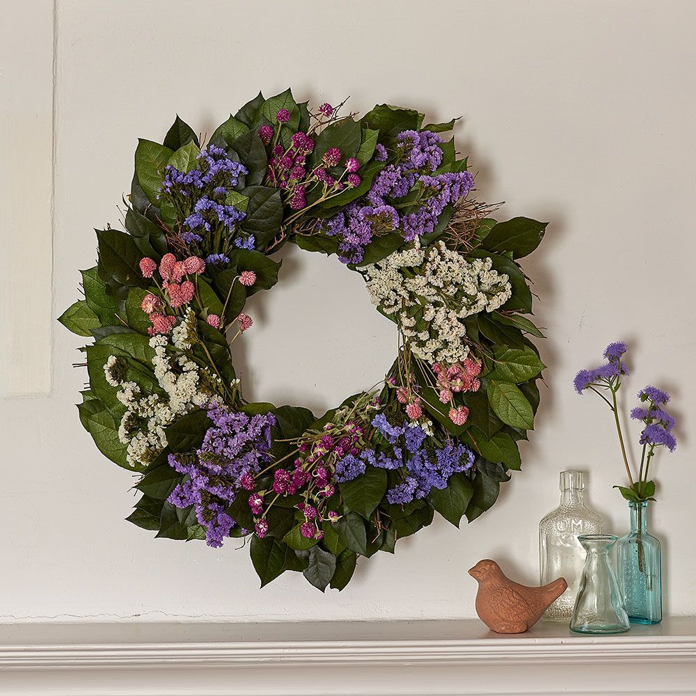 Wreaths white flower farm for Best place to buy wreaths