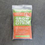 Citrus Fertilizer, 3 pack
