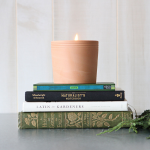 All-Natural Geranium Soy Candle