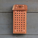 Redwood Mason Bee Block