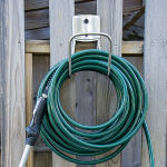 Heavy-Duty Hose Holder