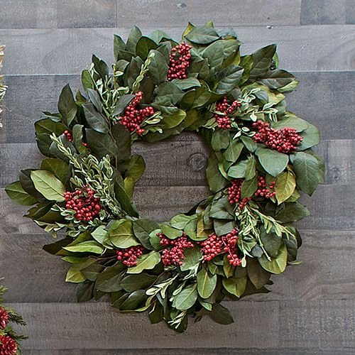 Cottage Grove Holiday Wreath
