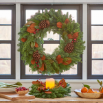 Magnolia Holiday Wreaths