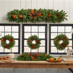 Magnolia Holiday Greenery Decorations