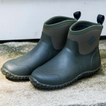New England Weather Ankle Boots, green - Standard Shipping Included