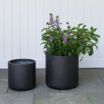 Urban Accent Pot, black