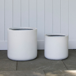Urban Accent Pot, white