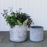 Urban Accent Pot, gray