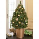 All That Glitters Tabletop Tree