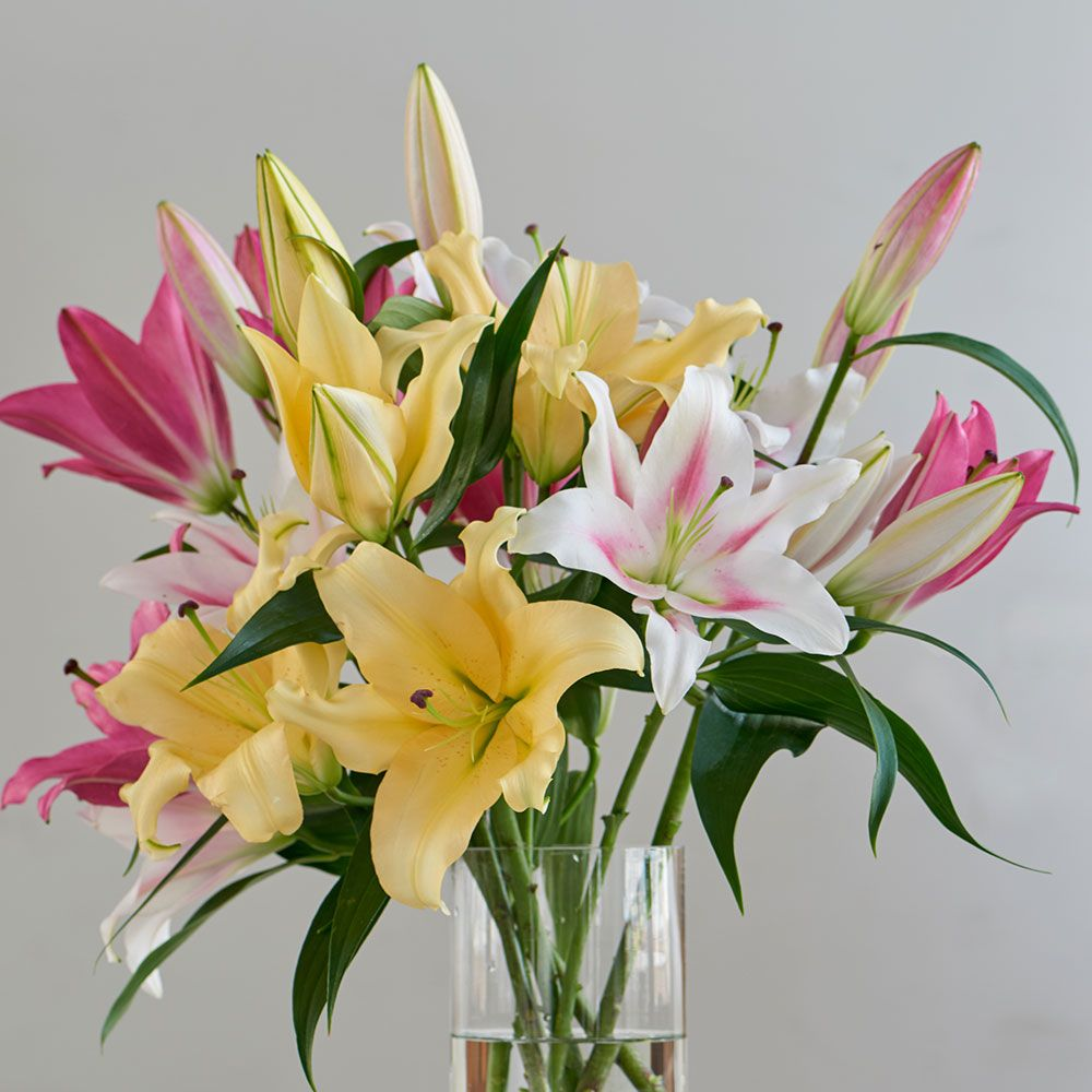 Image result for lilies bouquet