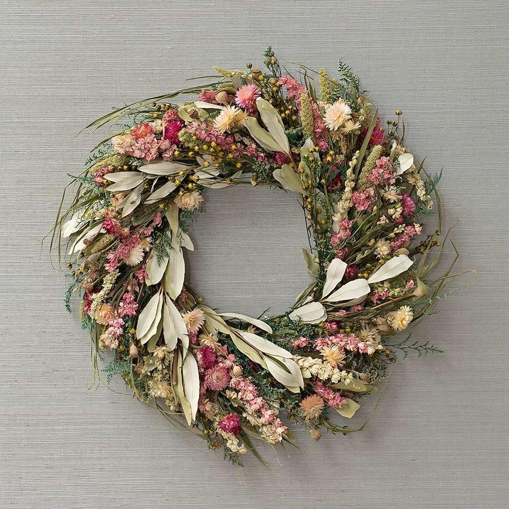 May Meadow Wreath