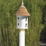 A Magnificent Birdhouse