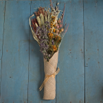 Golden Harvest Dried Floral Bouquet