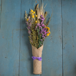 September Morning Dried Floral Bouquet