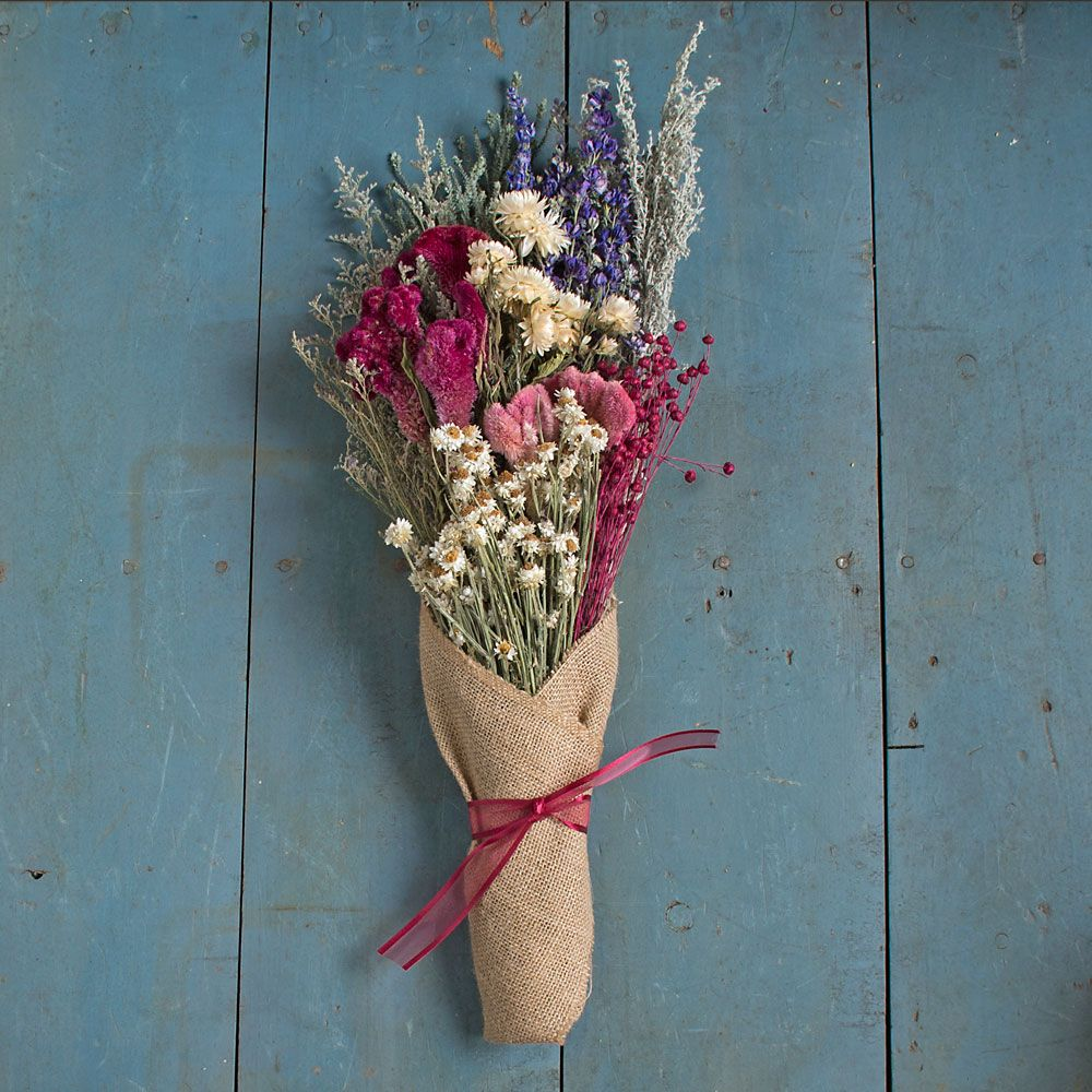 Roxbury Cottage Dried Floral Bouquet